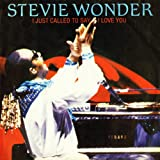 "I Just Called To Say I Love You - Stevie Wonder 7"" 45"