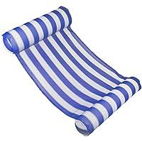 Yunt フローティングベッド 水上空気ベッド アウトドア水泳装備  水上ハンモック 海水浴 70*132CM
