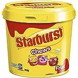 Starburst Fruit Chews Bucket 700g