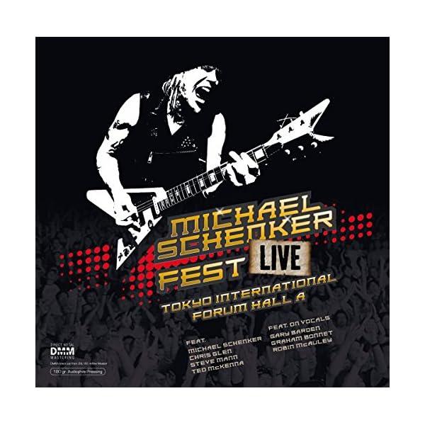 Michael Schenker Fest [1...の商品画像