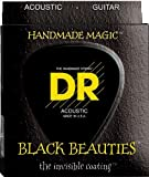 DR EXTRA-Life BLACKBEAUTIES アコースティックギター弦 DR-BKA12 - Best Reviews Guide