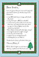TomasクリスマスFunny Paperカード 12 Christmas Card Pack (SKU:B1056)