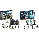 レゴ(LEGO) ハリーポッター ハグリッドの小屋バックビークの救出 75947 ブロック おもちゃ 男の子 &  ハリーポッター 守護霊よ、来たれ 75945 ブロック おもちゃ 男の子【セット買い】