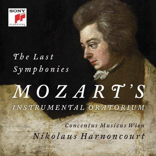 モーツァルト:後期三大交響曲~交響曲第39番・第40番・第41番「ジュピター」
