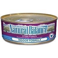 ナチュラルバランス インドアキャット フォミュラ キャット缶(156g) ペット用品 猫用食品(フード・おやつ) キャットフード(猫缶・パウチ・一般食) [簡易パッケージ品] k1-723633532280-ak