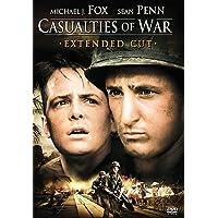 Casualties of War / カジュアリティーズ 北米版DVD