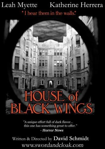 House of Black Wings by Leah Myette