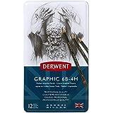 Derwent Graphic Designer Set Tin 12