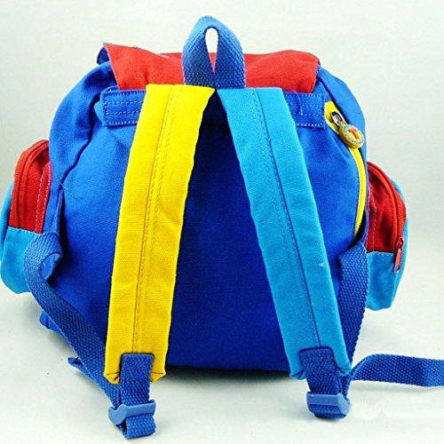 きかんしゃ トーマス キッズ リュックサック バッグ ボーイズ 子供用 775 4枚目のサムネイル