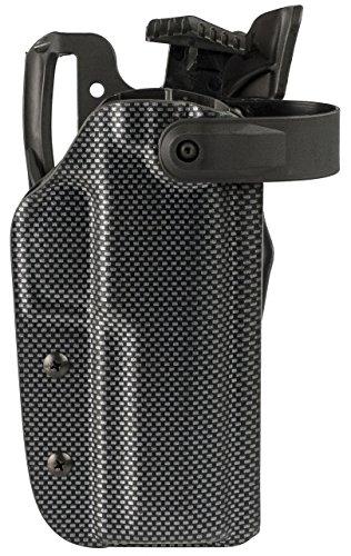 blade-tech WRSレベルII Dutyホルスター、Sig p320 Fullsize、carbon-右手、dutyd / osg2