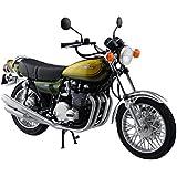 青島文化教材社 1/12 バイクシリーズ No.56 カワサキ 900 SUPER4 Z1 カスタムパーツ付き プラモデル