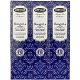お香 アロマインセンス Nitiraj(ニティラジ)一番人気の香り シャングリ・ラ 3箱セット(30本/1箱10本入り)天然素材使用 芳香剤
