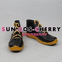 【サイズ選択可】コスプレ靴 ブーツ Z1-0419 Re:ゼロから始める異世界生活 ナツキ・スバル 菜月昴 Natsuki Subaru 男性25.5CM