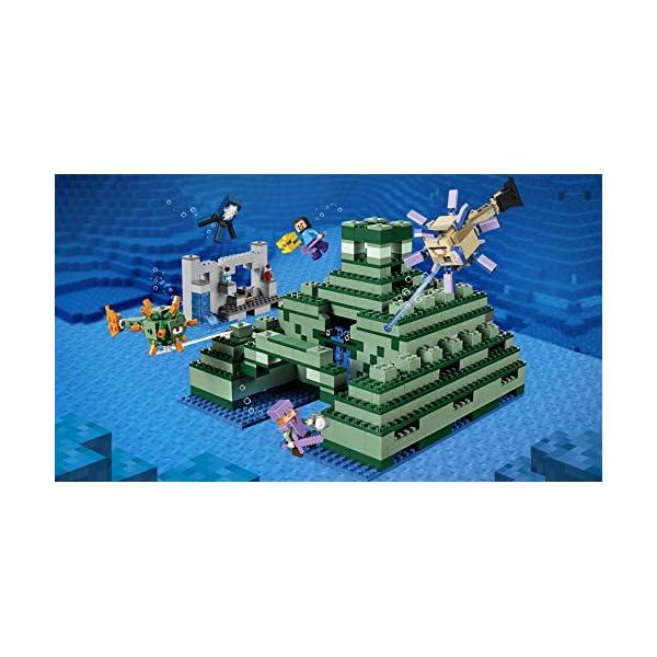 レゴ(LEGO)マインクラフト 海底遺跡 21136の紹介画像3