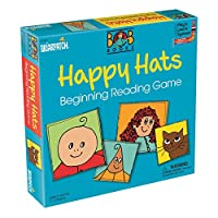 Bob Books Happy Hats Beginning Reading Game Line