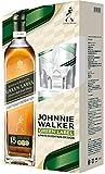 ジョニーウォーカー グリーンラベル15年 オリジナルロックグラス2個付 [ ウイスキー イギリス 700ml ] [ギフトBox入り]