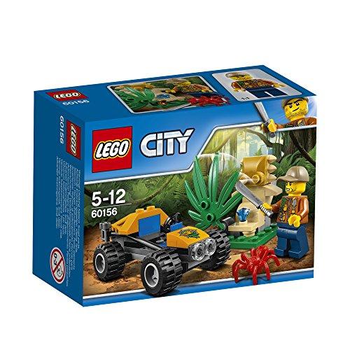 レゴ(LEGO)シティ ジャングル探検バギー 60156