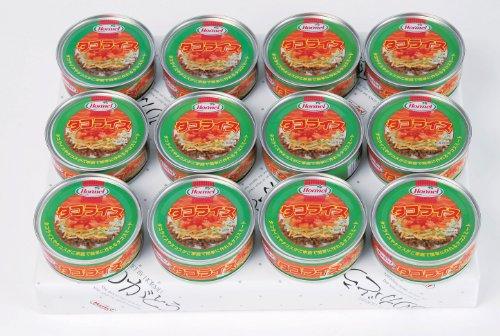 沖縄ホーメル 缶詰 タコライス (タコスミート) 70g ×24缶セット