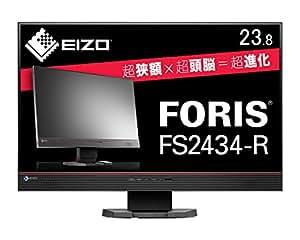 EIZO FORIS 23.8インチTFTモニタ ( 1920×1080 / IPSパネル / 4.9ms / ノングレア ) FS2434-R