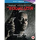 The Equalizer - Blu-ray - Blu-ray + UltraViolet - Sony Pictures | 2014 | 132 min | Rated BBFC: 15 | Jan 26, 2015 - Director: Antoine Fuqua Writers: Richard Wenk, Michael Sloan Starring: Denzel Washington, Marton Csokas, Chloテォ Grace Moretz, David Harbour, Haley Bennett, Bill Pullman