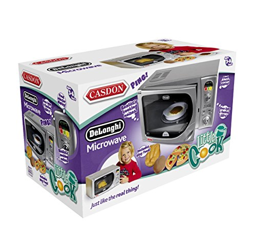 Casdon 492 Delonghi Toy Microw...