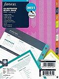 ファイロファックス システム手帳 リフィル 2021年 1月始まり A5 ウィークリー 21-6353 正規輸入品