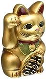 レトロ 招猫(金)626 K5245