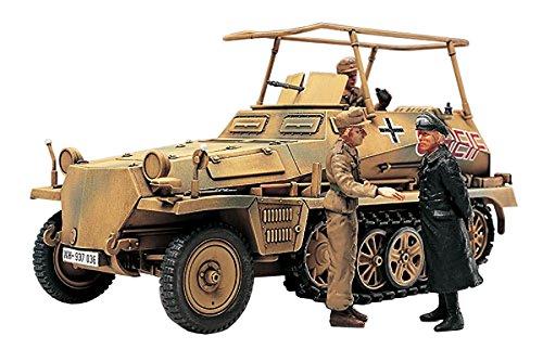 1/48 ミリタリーミニチュアアシリーズ No.50 ドイツ無線指揮車 Sd.Kfz.250/3 グライフ