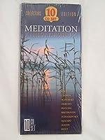 Meditation Classical Relaxation: CD Folder
