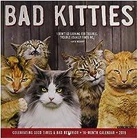 Bad Kitties 2019 Calendar