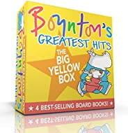 Boynton's Greatest Hits: Volume II (The Going to Bed Book, Horns to Toes, Opposites, But Not the Hippopota
