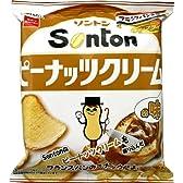 おやつカンパニー フランスパン工房ソントンピーナッツクリーム味 52g×12袋