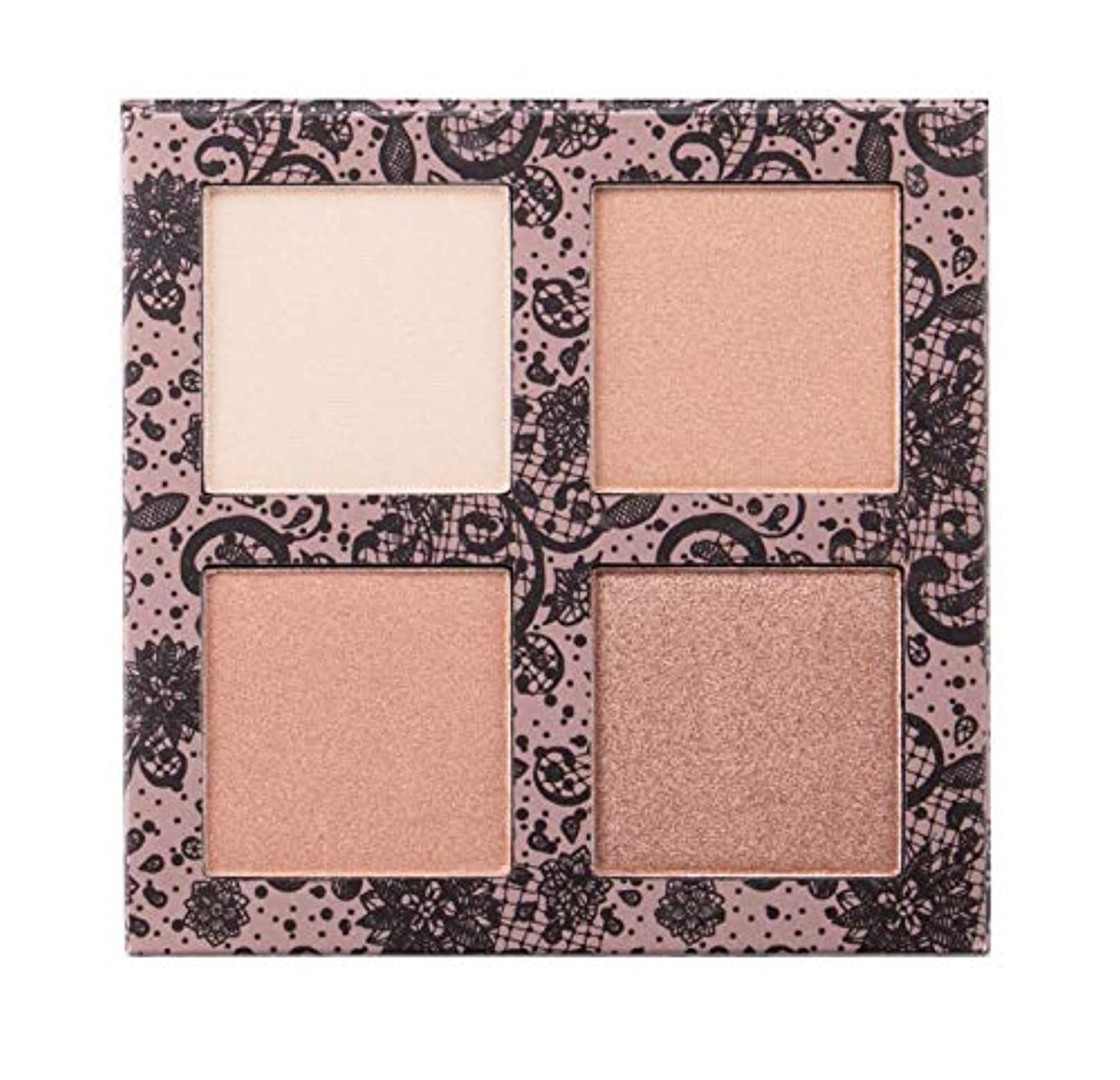 遊び場トースト燃料BEAUTY CREATIONS Scandalous Glow Highlight Palette (並行輸入品)