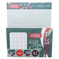 コカ・コーラ[レターセット]便せん+封筒+シールセットおやつキャラ