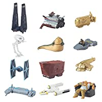 Star Wars MicroMachines Blind Bag Vehicles Series 2