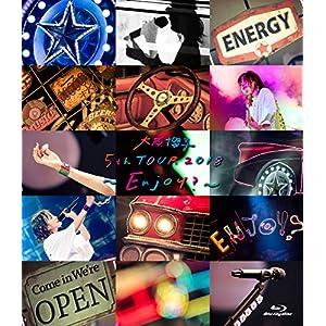 【早期購入特典あり】大原櫻子 5th TOUR 2018 ~Enjoy?~(シリアルナンバー入りフォトカード付)~早期購入特典付の予約締切は2018年9月30日(日)23:59まで [Blu-ray]