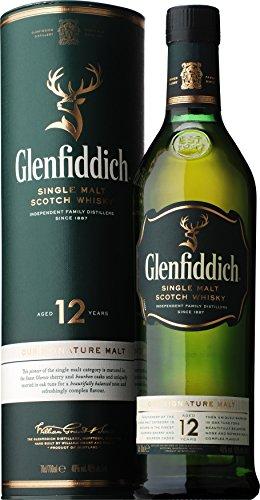 シングルモルト ウイスキー グレンフィディック12年 700ml