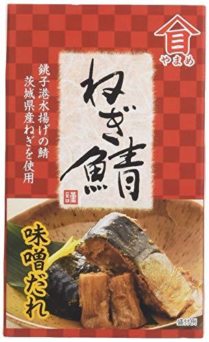高木商店 ねぎ鯖味噌だれ 100g×6個