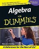 Algebra I For Dummies 画像