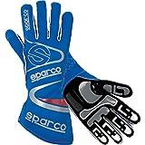 sparco スパルコ レーシンググローブ ARROW-K7 (ブルー, 9(Mサイズ))