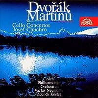 ドヴォルザーク:チェロ協奏曲ロ単調作品104 [Import] (Dvorak/Martinu - Cello Concertos)