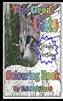 The Great Cats Colouring Book Travel Version