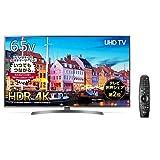 LG 65V型 液晶 テレビ 65UK6500EJD 4K HDR対応 エッジ型LED IPSパネル 2018年モデル (マジックリモコン付)