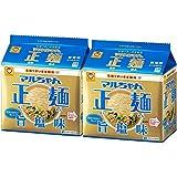 マルちゃん正麺 塩味 5P×2袋