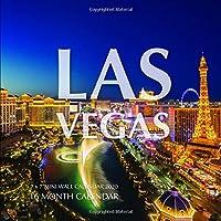 Las Vegas 7 x 7 Mini Wall Calendar 2020: 16 Month Calendar