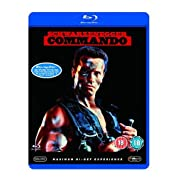 Commando [Blu-ray] [Import]