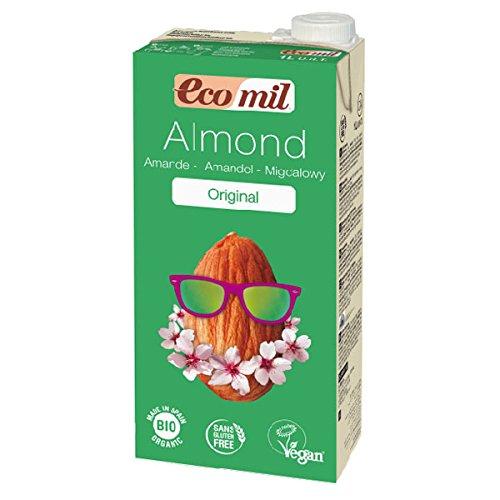 EcoMil 有機アーモンドミルク 1L