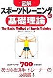 図解 スポーツトレーニングの基礎理論(書籍/雑誌)