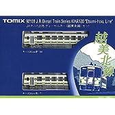【TOMIX・トミックス】鉄道模型NゲージJR キハ120形ディーゼルカー(越美北線)(92131)091028