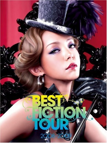 namie amuro BEST FICTION TOUR ...
